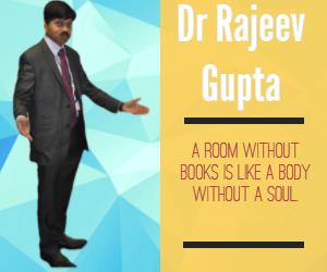 Dr Rajeev Gupta Top british motivational speakers