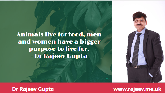Dr Rajeev Gupta Quotes