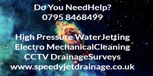 Drainage Services in London – Speedy Jet Drainage
